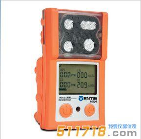 美国英思科Ventis™ MX4复合气体检测仪