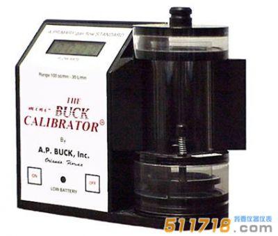 美国AP BUCK M-30电子皂膜流量计(皂泡式流量校正器)