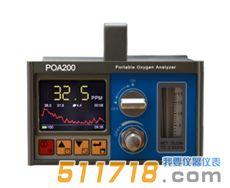 德国MRU 便携式微量氧分析仪 POA200