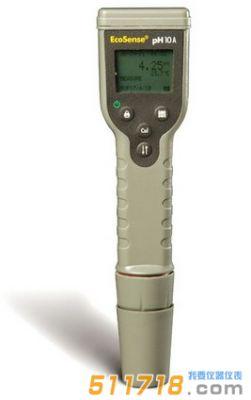 美国YSI pH10A 笔式酸碱度/温度计