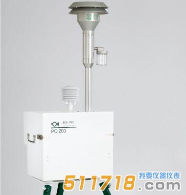 美国BGI PQ200型环境级PM2.5细颗粒物采样器