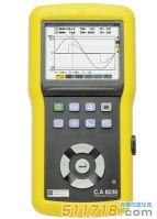 法国CA CA8230单相电能质量分析仪