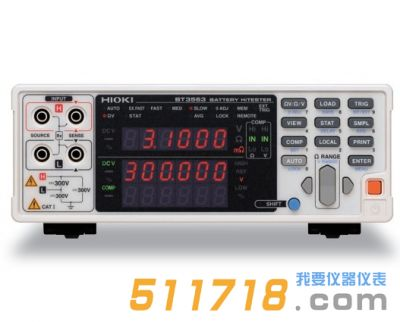 日本HIOKI  BT3563电池测试仪