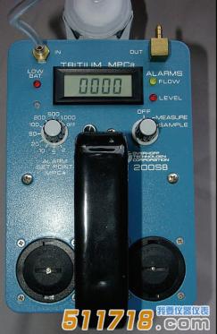 美国OVERHOFF Model 200SB便携式氚监测仪