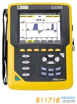 法国CA CA8336 三相电能质量分析仪