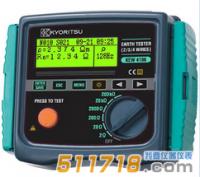 日本共立 KEW4106接地电阻测试仪