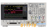 美国keysight InfiniiVision  MSOX3034T混合信号示波器