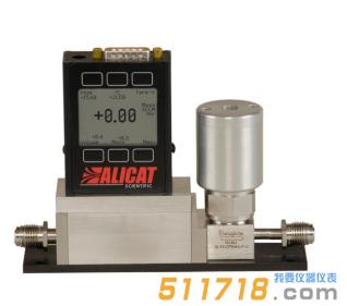美国ALICAT  MCE & MCV 系列数字式质量流量控制器(真空型)