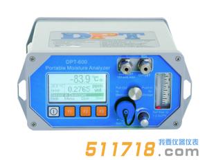 美国菲美特 DPT-600型便携式台式露点仪