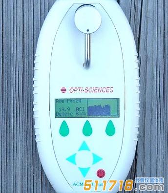 美国OPTI-SCIENCES ACM-200+花青素含量测定仪