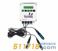 美国SPECTRUM WatchDog 2400土壤水分温度电导率自动监测站