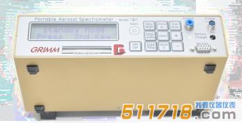 德国GRIMM 11-B便携式生物气溶胶粒径谱仪