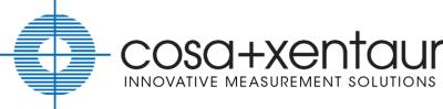 美国COSA Xentaur(深特)仪器仪表
