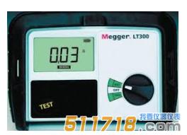 美国Megger LT300大电流回路测试仪