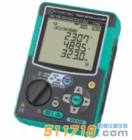 日本KYORITSU(共立) KEW 6305电能质量分析仪