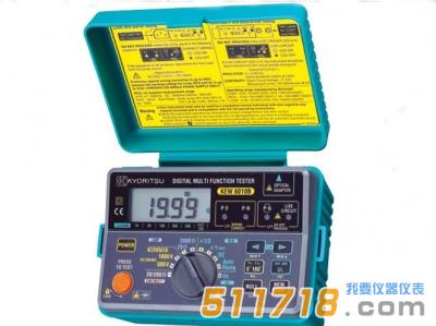 日本KYORITSU(共立) MODEL 6010B多功能测试仪