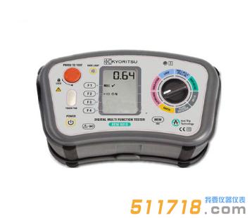 日本KYORITSU(共立) KEW 6016多功能测试仪