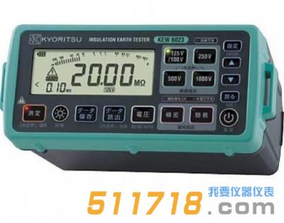 日本KYORITSU(共立) KEW 6023多功能测试仪