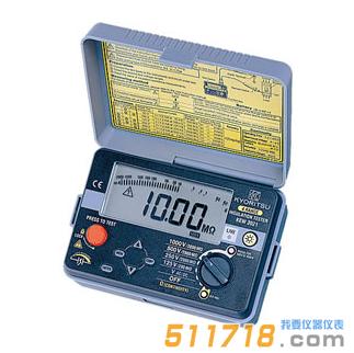 日本KYORITSU(共立) KEW 3021绝缘/导通测试仪