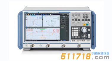 德国 R&S ZNB矢量网络分析仪