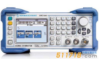 德国 R&S SMC100A经济型模拟射频信号源