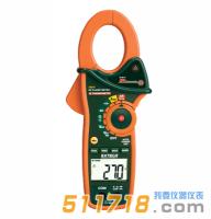 美国EXTECH EX810 1000A交流钳形表红外测温仪