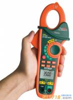美国EXTECH EX622 400A双输入交流钳表+ NCV +红外测温仪