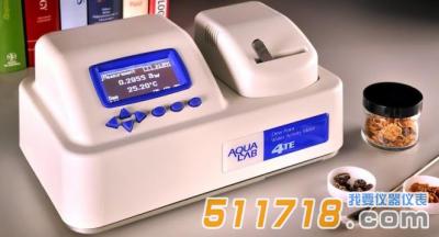 美国Decagon Aqualab 4TE 高精度温控型水分活度仪