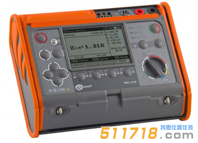 波兰SONEL S.A.(索耐) MPI-525多功能电气安全测试仪