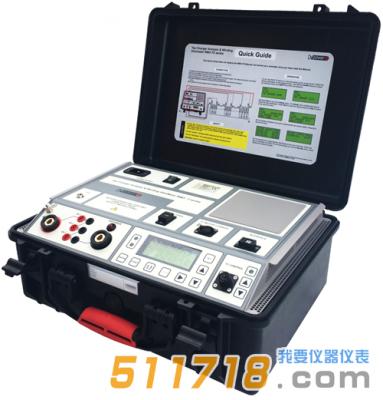 瑞典DV POWER RMO40TD抽头转换开关分析仪和线组电阻计