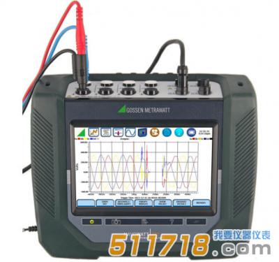 德国GMC-Instruments Mavowatt 230电能质量分析仪