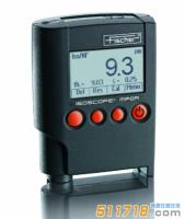 德国FISCHER ISOSCOPE® MP0R涂层测厚仪
