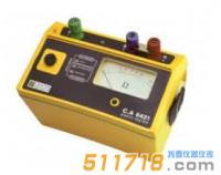法国CA 6421 3P接地电阻测试仪
