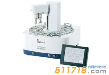 日本INSENT TS-5000Z智能味觉分析系统