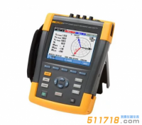 美国Fluke 437系列II Basic 400Hz电能质量和能量分析仪