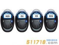 英国GMI PS1 H2S,O2,CO,SO2单一气体检测仪