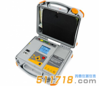意大利HT HT7052可编程数字高压绝缘电阻测试仪