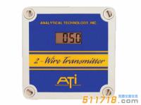 美国ATI B12二线制湿式气体检测仪