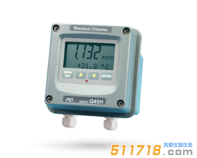 美国ATI Q45H-62-63余氯检测仪
