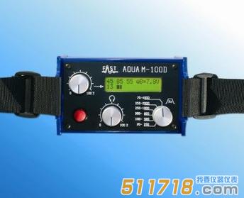 德国FAST Aqua M-100D多功能数字听漏仪
