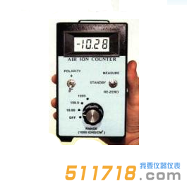 日本ANDES AIC 20空气负离子测试仪