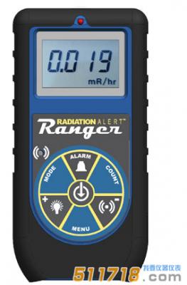 cThe Ranger多功能核辐射检测仪