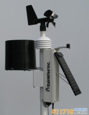 美国RainWise PVmet 300太阳光伏智能监测系统