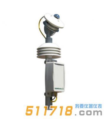美国RainWise PVMET-150太阳能节能监测光伏气象站