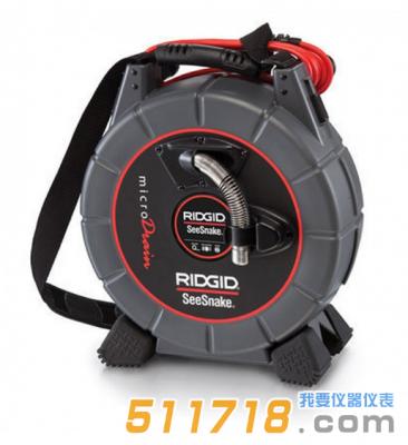 美国RIDGID microReel小巧型推索轮