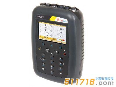 英国Geotech GA5000便携式沼气分析仪