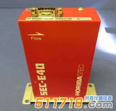 日本Horiba STEC SEC-E40气体质量流量控制器