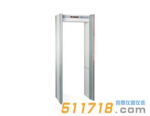 美国Rapiscan Metor 200高灵敏度多区位金属探测门