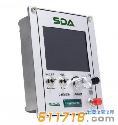 英国ANALOX SDA-O2氧气分析仪