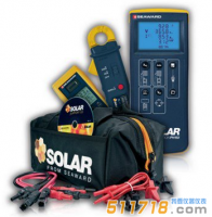 英国Seaward PV210 KIT电流电压曲线测试仪/太阳能安装测试套装